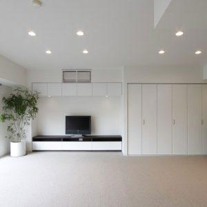 マンションリフォーム:光あふれるオープン空間
