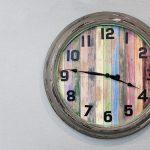 空間のアクセントとなる時計